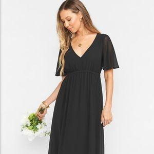 SMYM Emily Empire Maxi Dress